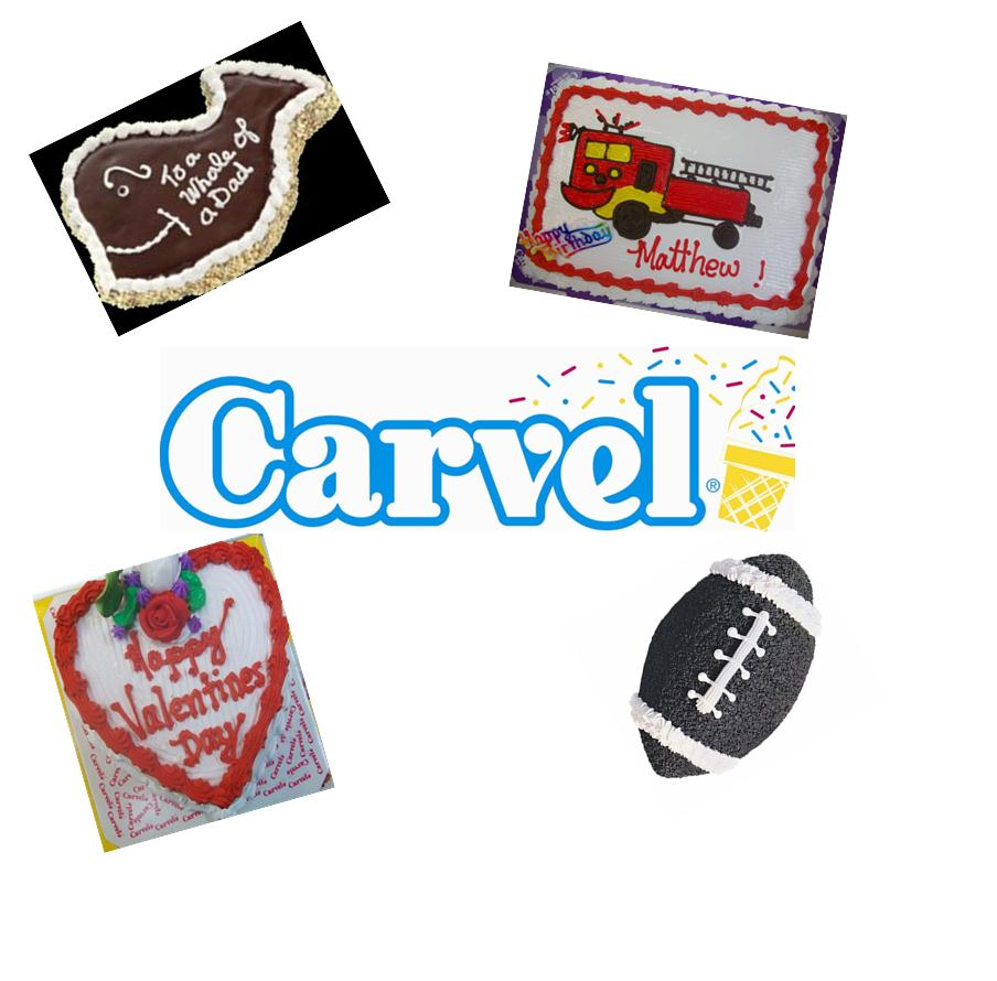 Carvel Ice Cream Cake Dallas