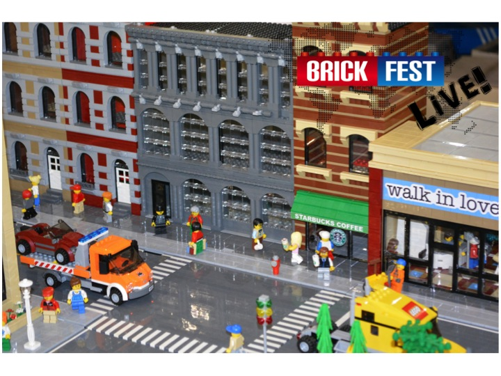 $22 for Brick Fest Live LEGO Fan Festival Ticket and BrickWarriors ...