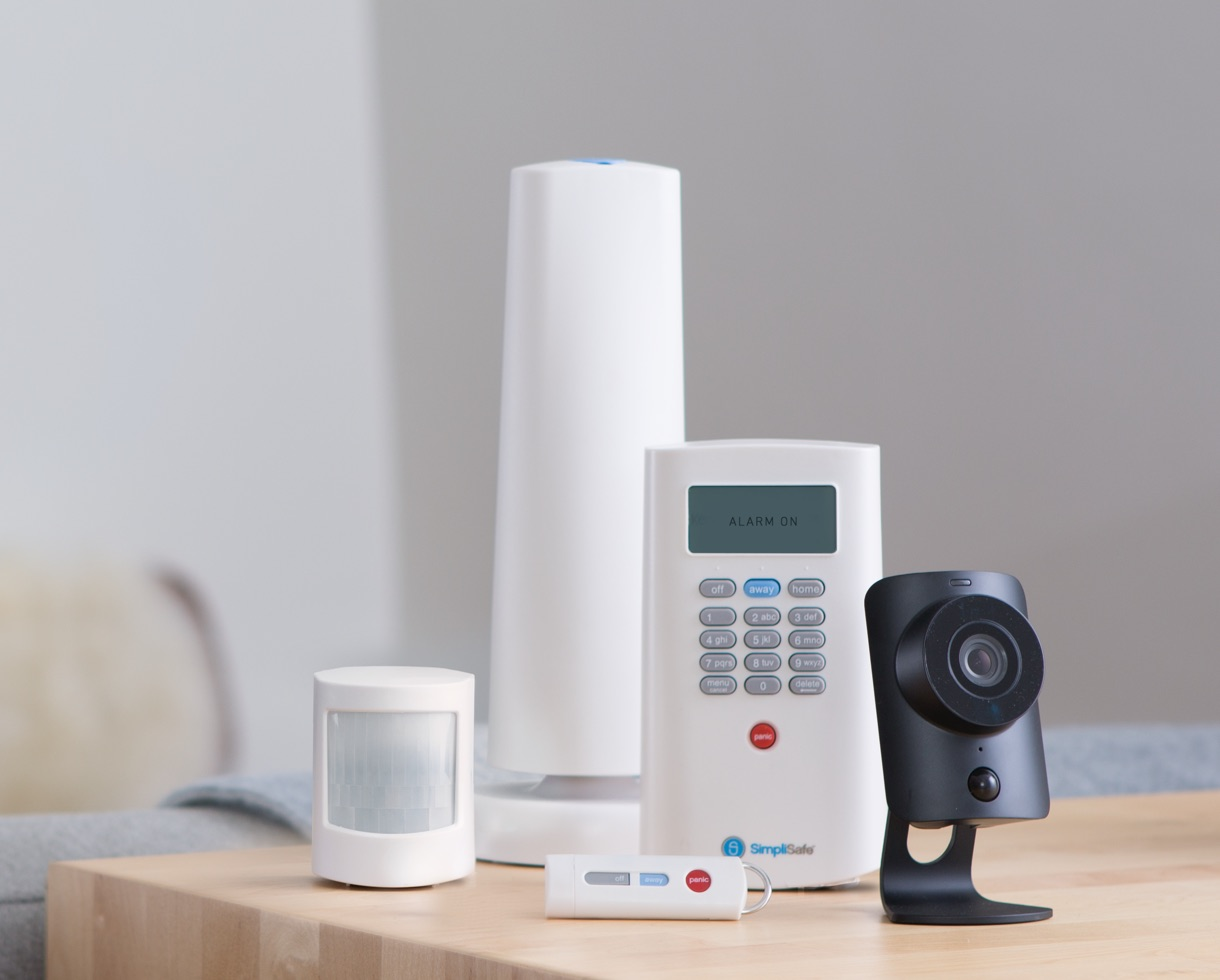 Simplisafe home alarm coupon