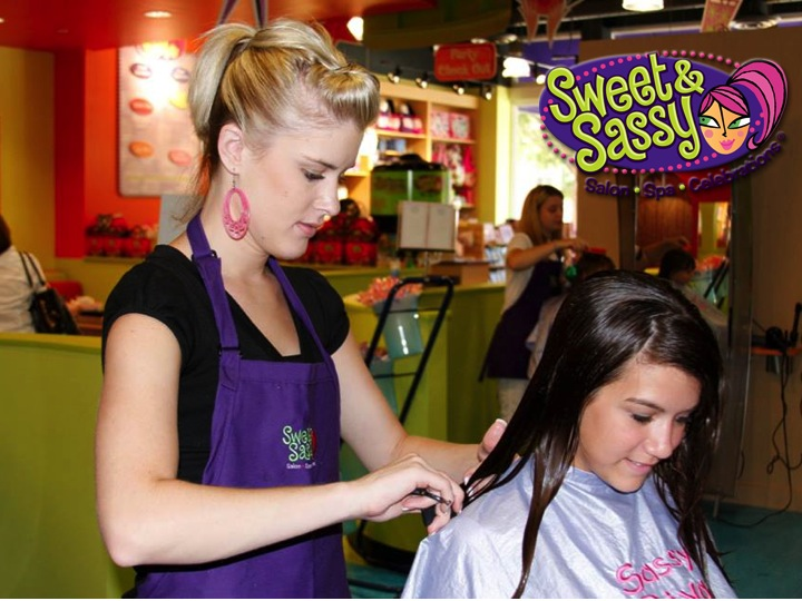 sweet and sassy haircut deal 39 for amp me pedi at brand new sweet 4015