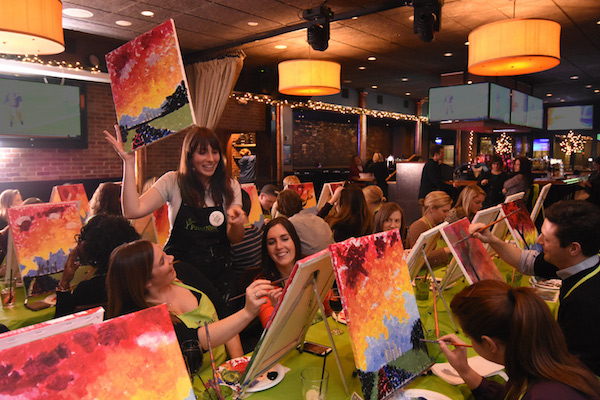 deal 25 for painting party admission to paint nite