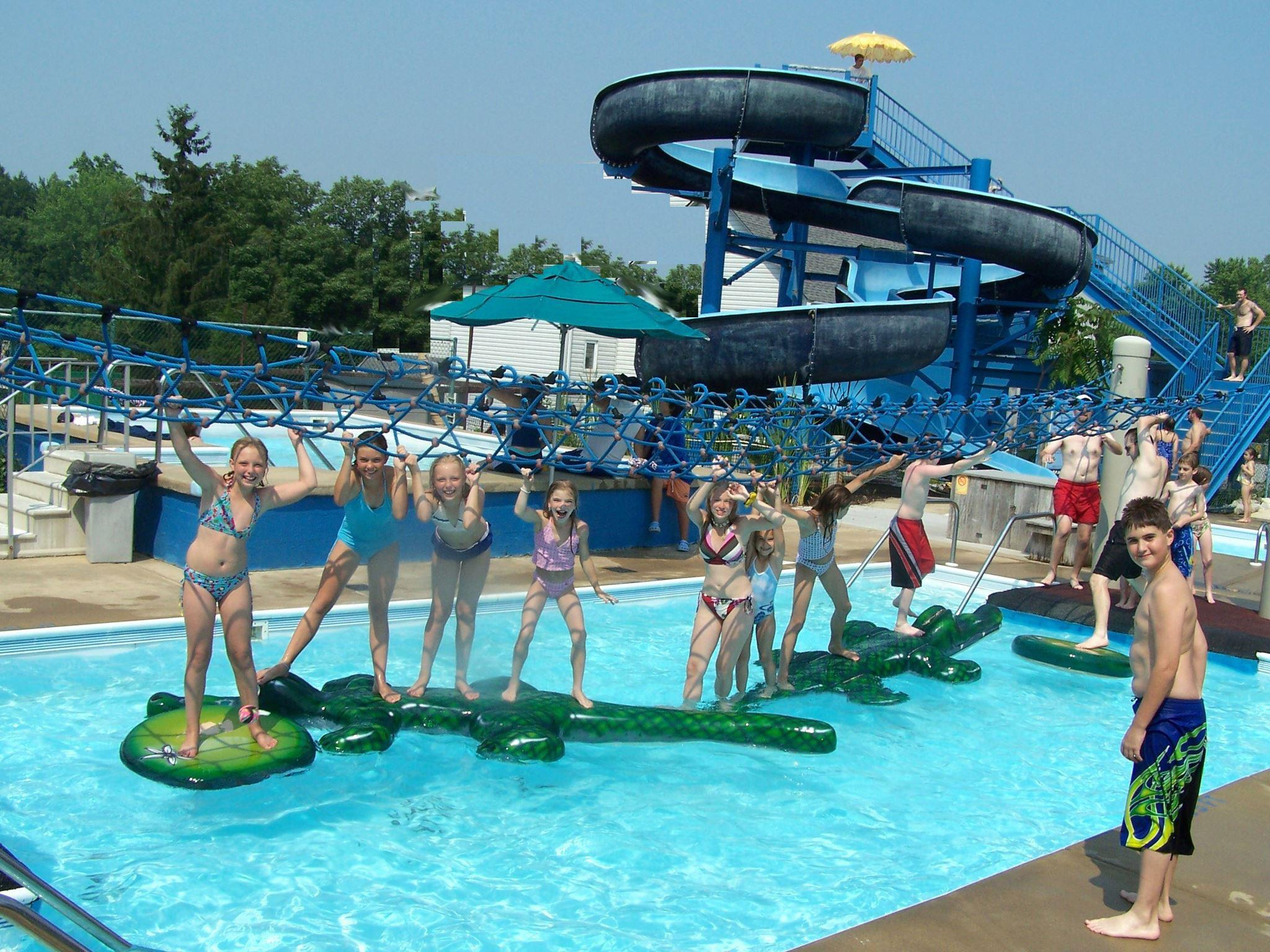 Deal 75 for family pool passes to pine valley swim - Club mahindra kandaghat swimming pool ...