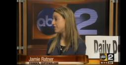 Certifikid's Jamie Ratner on WMAR ABC 2