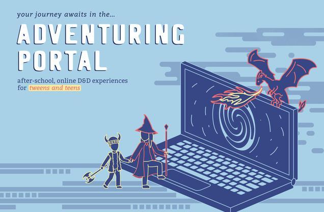 Adventuring Portal