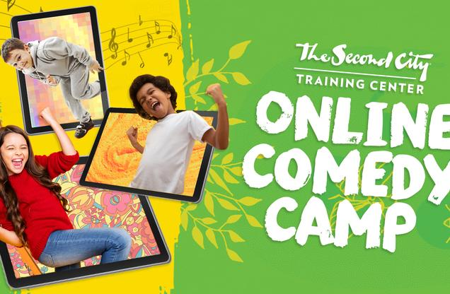 The Second City - Online Comedy Camps for Kids