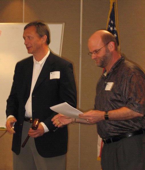 2008 May Awards & Installation Dinner Meeting