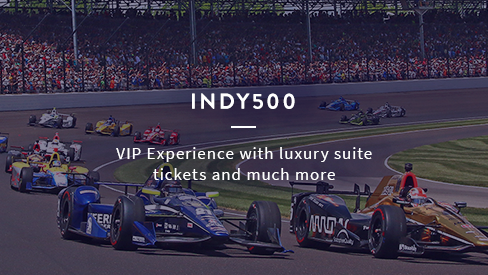 Indy 500 VIP Experience: 4 Suite Tickets, 4 VIP Tickets to Sam Hunt Concert & More