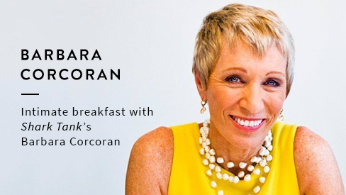 Intimate Breakfast with Shark Tank's Barbara Corcoran, Cousins Maine Lobster Founders Sabin Lomac and Jim Tselikis at Barbara's Malibu Home