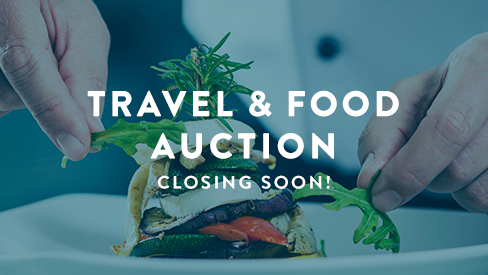 Travel & Food Auction