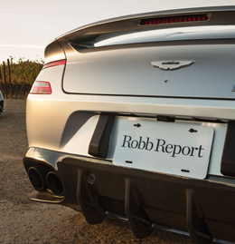 Judge Robb Report 2019 Car of The Year