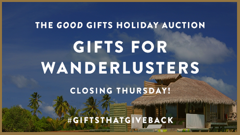 Gifts for Wanderlusters