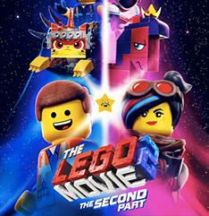 Meet Will Arnett with Tickets to The Lego Movie 2: The Second Part World