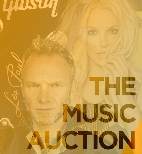 Music Auction