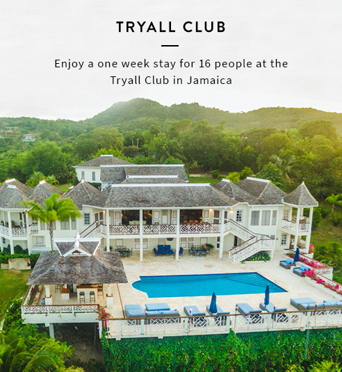 Tryall Club in Jamaica