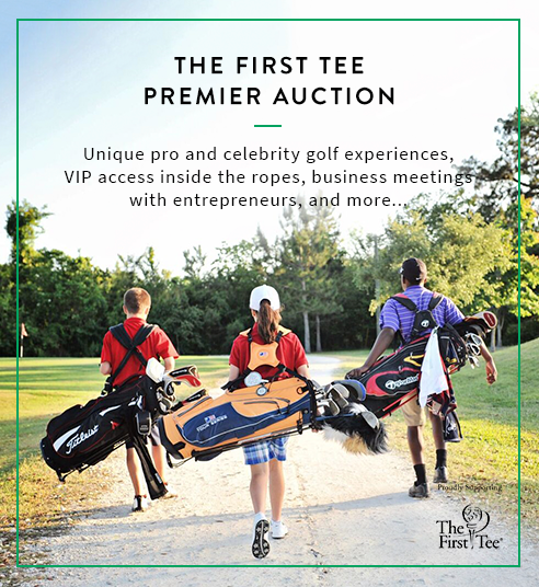 The First Tee Auction