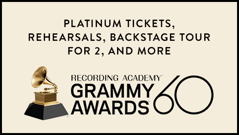 60th GRAMMY® Awards
