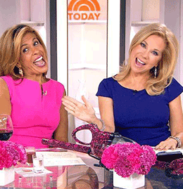 Meet Hoda and Kathie Lee on TODAY