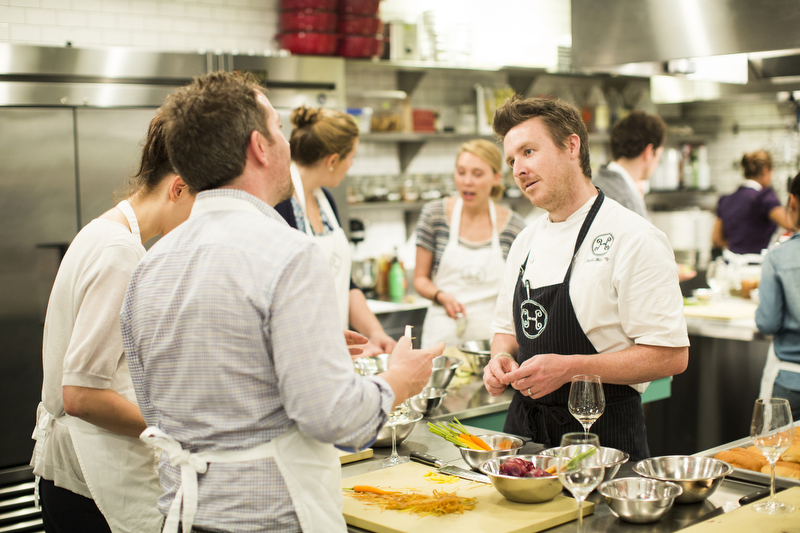 Charitybuzz: Receive 4 Seats to a Cooking Class at Haven\'s Kitchen ...
