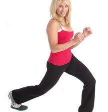 Celebrity workout dvd valerie waters