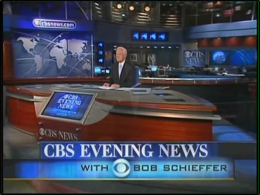 Watch the News as It Happens LIVE at CBS     - Charitybuzz