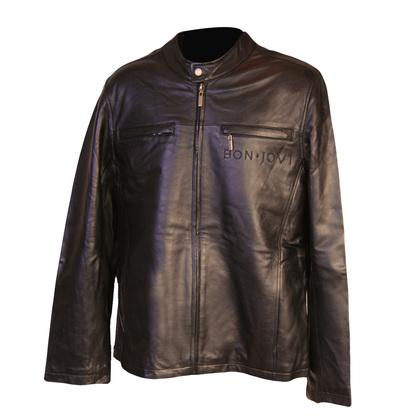 Bon jovi leather jacket