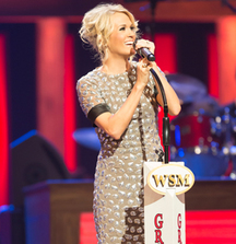 grand ole opry carrie underwood meet and greet