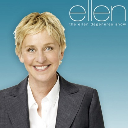 charitybuzz 2 tickets to the ellen degeneres show in los angeles lot 425621. Black Bedroom Furniture Sets. Home Design Ideas