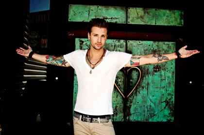 John Vesely And Candice Vesely FENDER ACOUSTIC GUITAR...