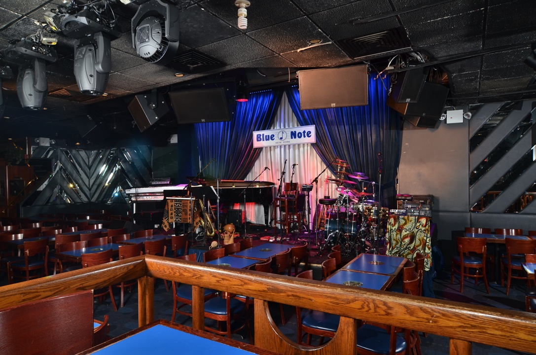 Charitybuzz: Night Out in NYC: 2 Tickets to Blue Note ...
