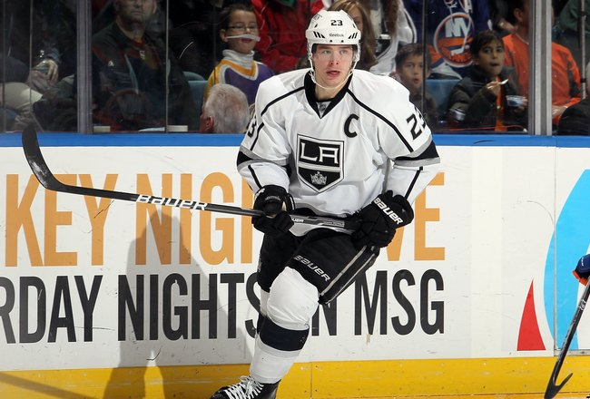 Los Angeles Kings' Dustin Brown Suspended Two Games