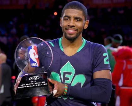 promo code 47963 0efae Charitybuzz: All-Star Jersey Signed by NBA All-Star Game MVP ...