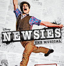 charitybuzz 2 house seats to newsies on broadway plus a