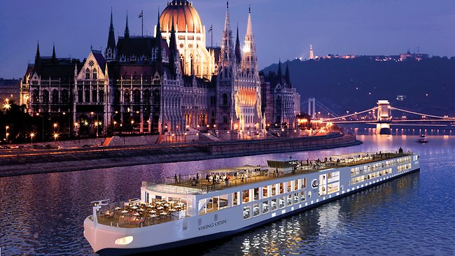 Charitybuzz 7 Night 8 Day Romantic Danube River Cruise