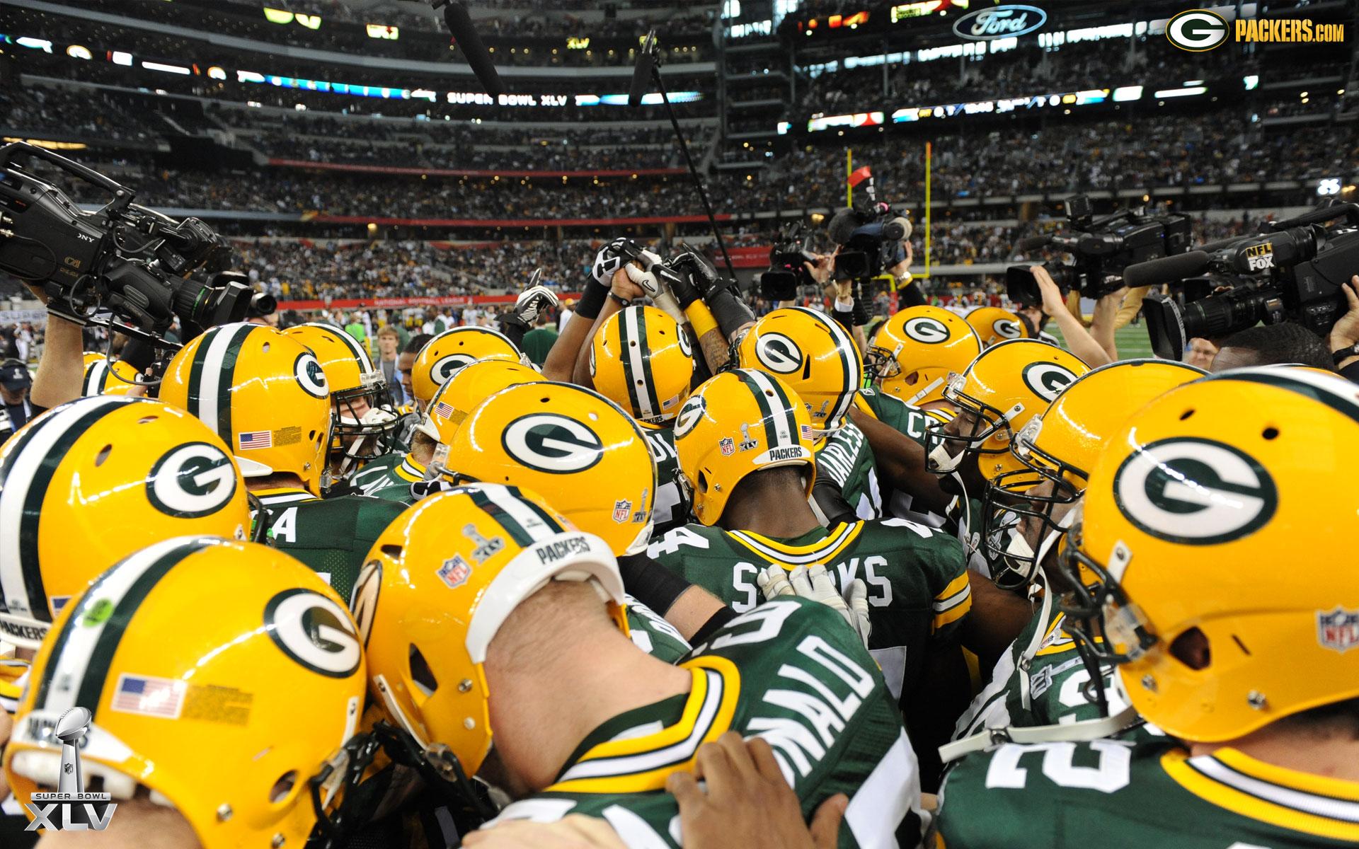 Green Bay Packers Aufstellung