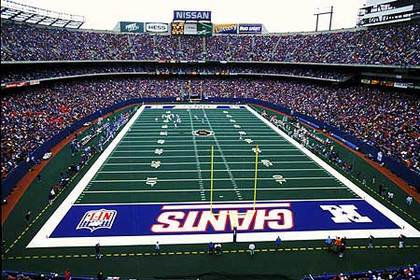 ffb2eda2eab New York Giants On-Field Experience Package. Your bid supported: Camp  Brooklyn Fund. Detail. This lot is now closed