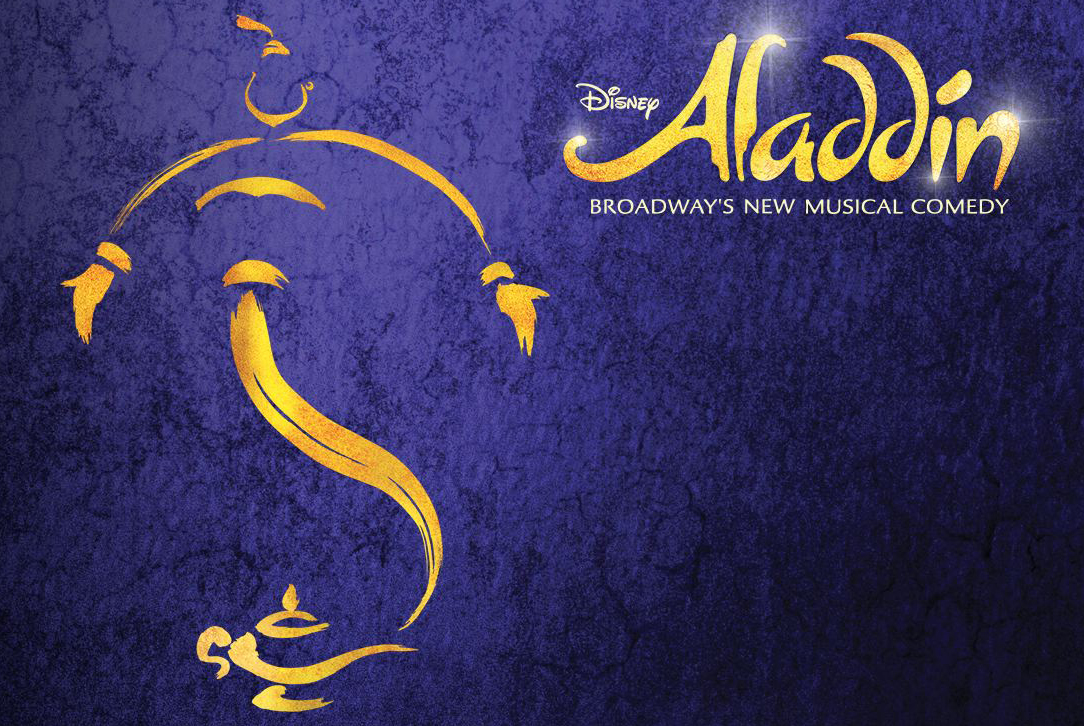 Charitybuzz: 2 Producer's House Seats to Disney's ALADDIN on Broadway ... - Lot 506603