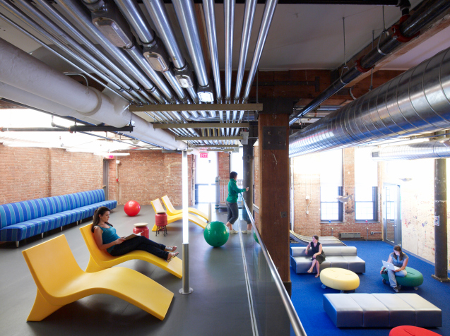Charitybuzz BehindtheScenes Google NYC Office Tour for 6