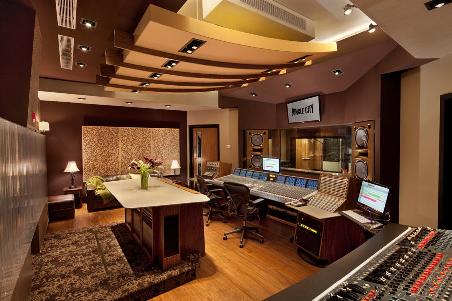 Charitybuzz: Penthouse Recording Session with Stu White, the Engineer ... - Lot 564510