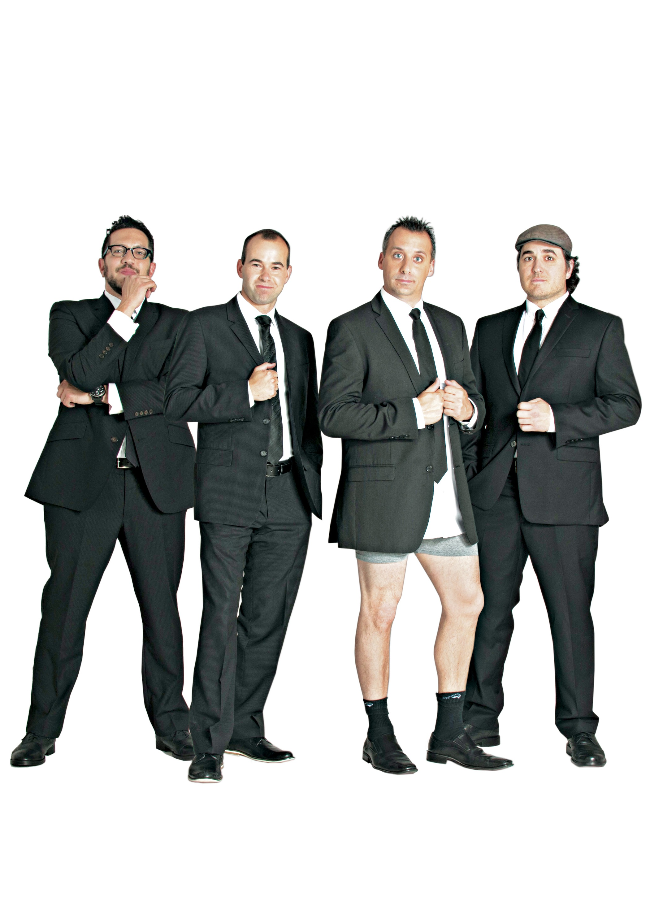 Charitybuzz meet the impractical jokers featuring the tenderloins charitybuzz meet the impractical jokers featuring the tenderloins wit lot 492941 m4hsunfo