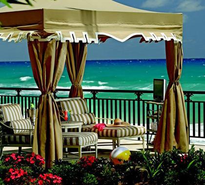 Eau Palm Beach Lanai Terrace