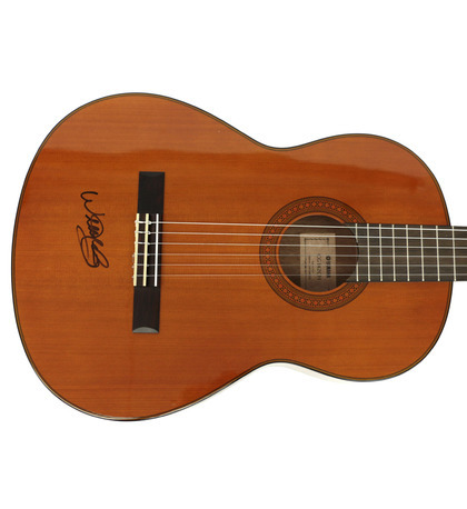 charitybuzz willie nelson autographed classic yamaha guitar lot 637600. Black Bedroom Furniture Sets. Home Design Ideas