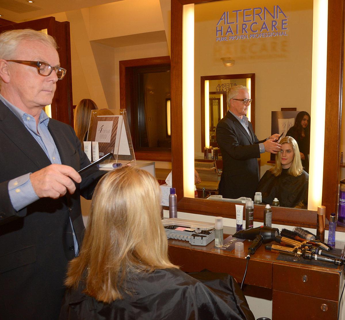 Charitybuzz: Haircut With Celebrity Stylist John Barrett in NYC ...