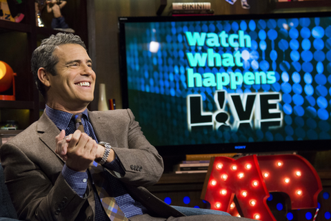 Charitybuzz two tickets for watch what happens live in new york city
