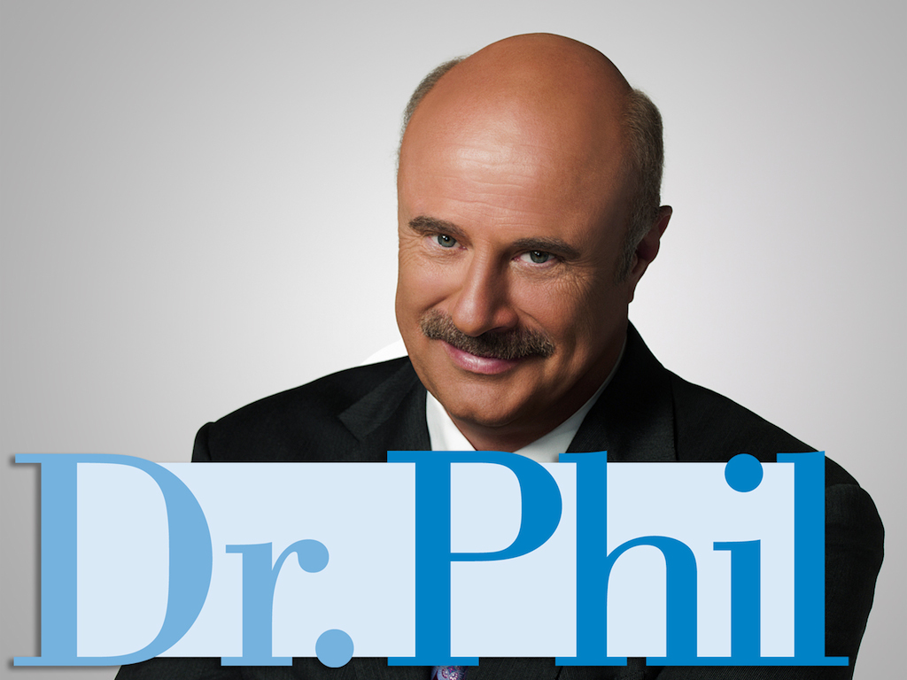 Dr. phil dating 50-year-old-man