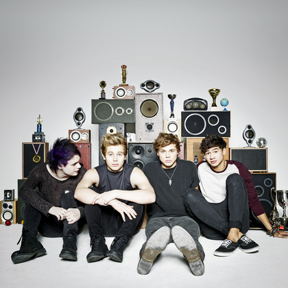 Charitybuzz meet 5 seconds of summer with 2 vip tickets to an detail m4hsunfo