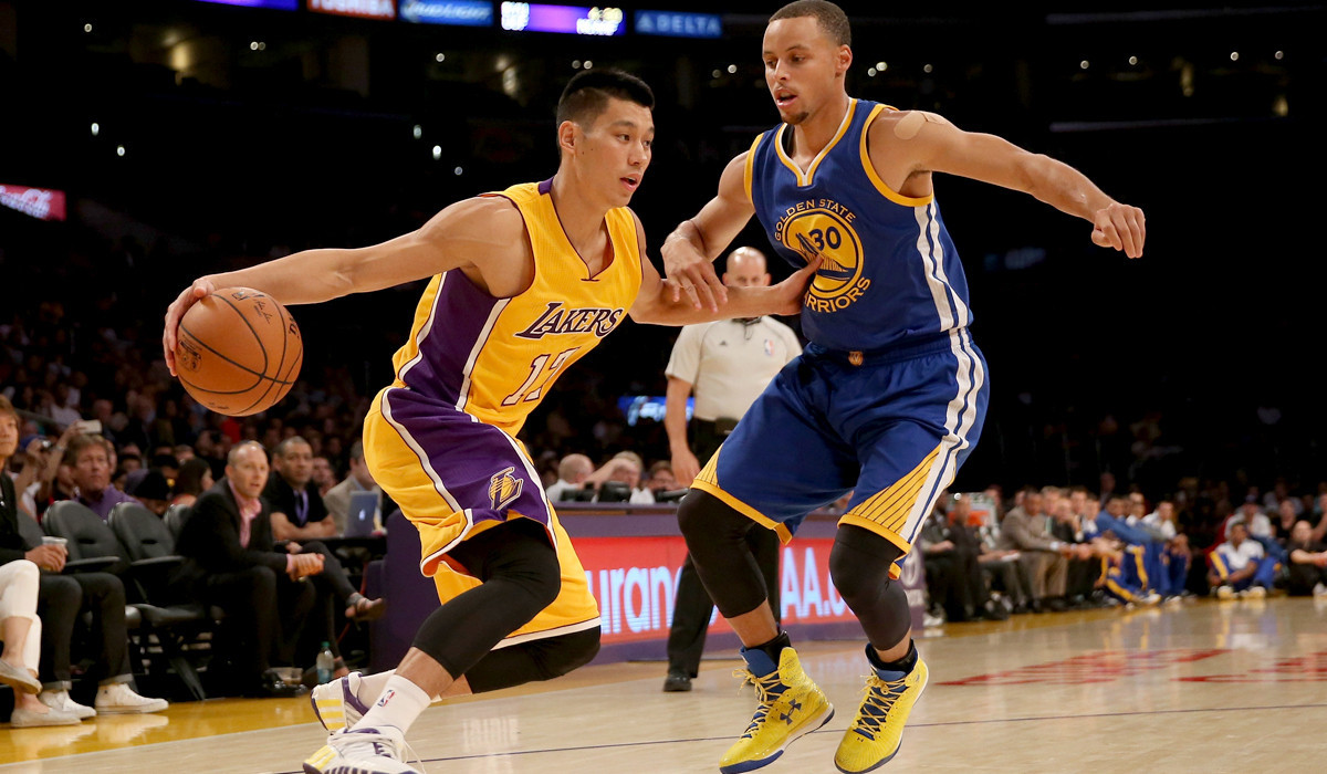 Charitybuzz meet jeremy lin after you watch the lakers take on the detail m4hsunfo