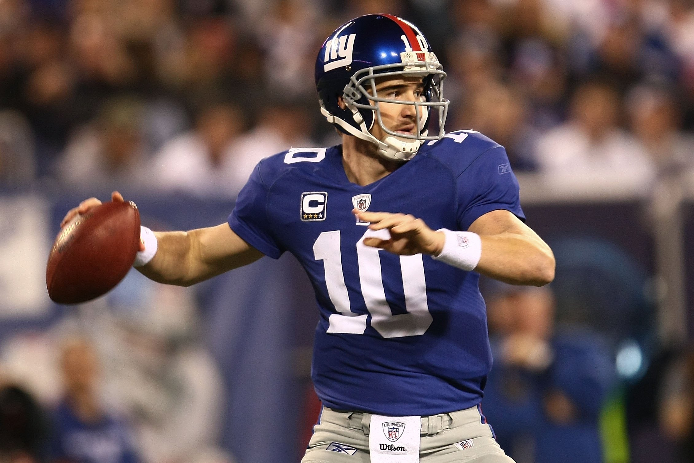 online store 2a71a f9535 Signed New York Giants Jersey from Quarterback Eli Manning