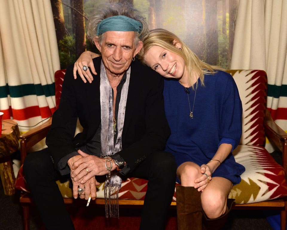 Charitybuzz Gus Me Signed By Keith Richards Theodora