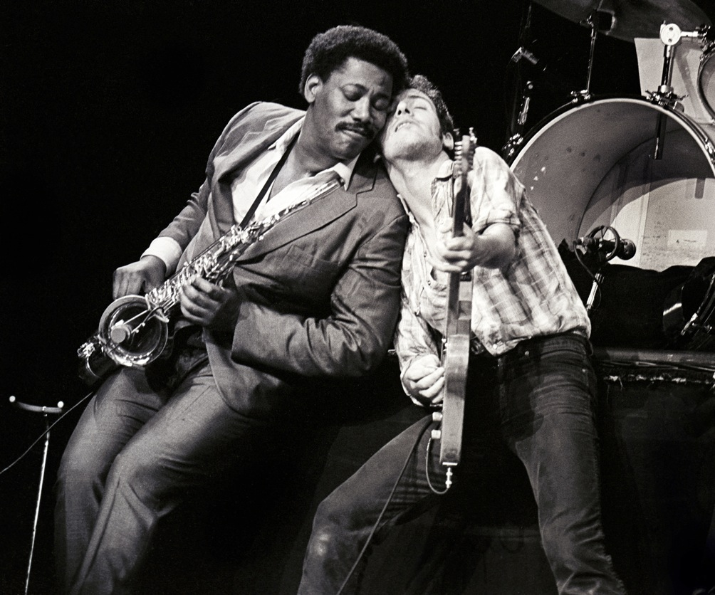 Charitybuzz: Bruce Springsteen & Clarence Clemons - 1980 ...