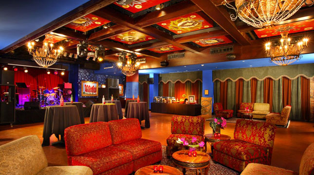 Charitybuzz: House of Blues Foundation Room Silver Membership ...
